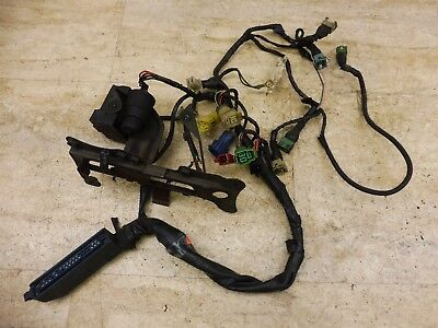 1982 Honda CX500 CX500TC Turbo H1199-1' wire wiring ...