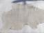 thumbnail 3 - goatskin leather hide Shark Skin Grey Stone Washed Antiqued Matte finish 2oz