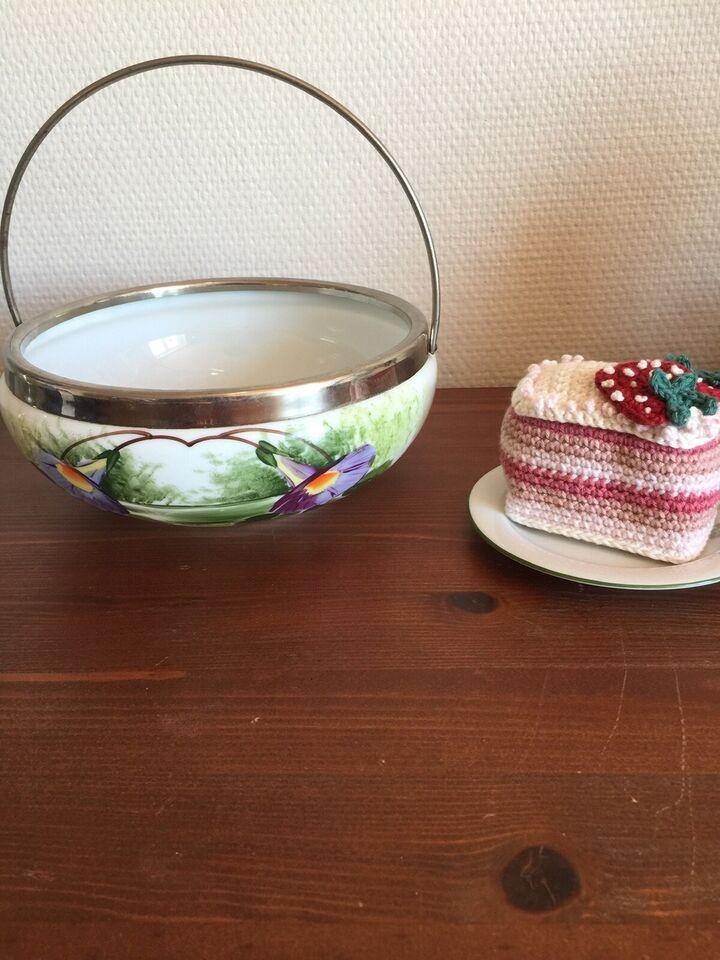 Glas, Jordbærskål