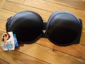 51f67646e2012 Image is loading Maidenform-sweet-nothings-strapless-plunge-underwire-bra -style-