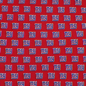 7d95086a165 VINEYARD VINES Red Navy White NEW YORK GIANTS Handmade Silk Tie NWT ...