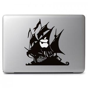 Pirate-Ship-for-Apple-Macbook-Air-Pro-13-034-15-034-17-034-Laptop-Car-Vinyl-Decal-Sticker