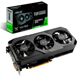 ASUS-GeForce-GTX-1660-TUF-3-Advanced-GAMING-Grafikkarte-6GB-GDDR5
