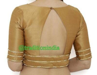 Saree Blouse Designer Blouse BollywoodParty Wear Various Colour Stitched Blouses