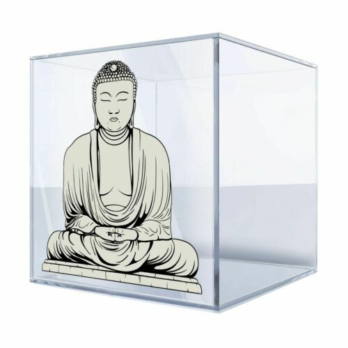 Decals Stickers Traditional Chinese Illustration Grande Buddha 20 04627