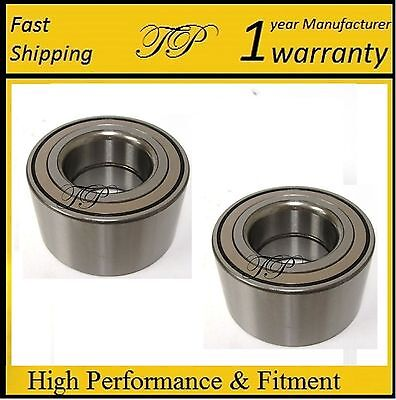 2003-2006 MITSUBISHI OUTLANDER FRONT WHEEL HUB BEARING (PAIR)