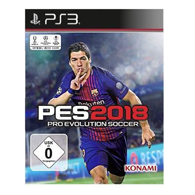 PES 18 ps3 - DESCARGA - DOWNLOAD -NoDisk- Pro Evolution Soccer 2018 -DIGITAL-