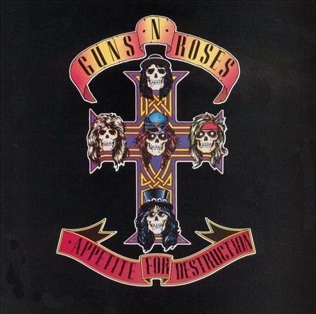 1 of 1 - Appetite for Destruction by Guns N' Roses CD
