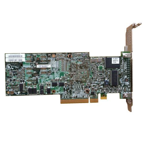 LSI00202 Megaraid SAS 9260-8i SATA SAS Controller RAID 6G PCIe x8 IBM M5015