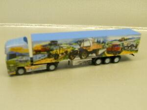 Herpa-066167-Scania-R-TL-Box-Semitrailer-Herpa-Weltgeschichte-1-160-N-Scale