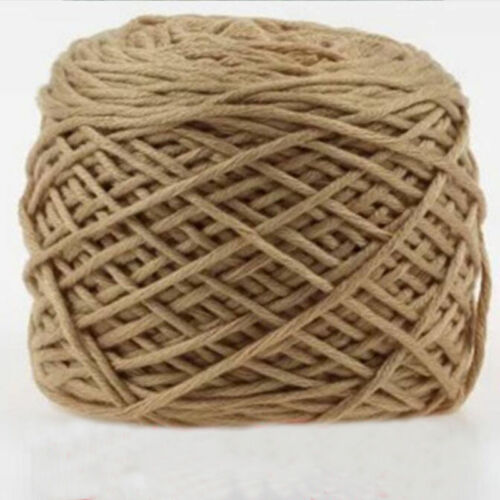 200g Smooth Cotton Wholesale Double Knitting Wool Yarn Baby Woolcraft Gift New