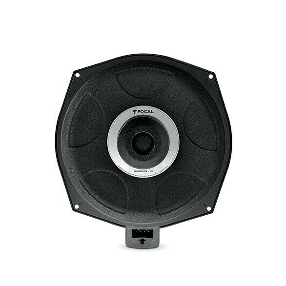 For Mini Cabriolet F57 Countryman F60 Focal Bass Speaker Sub Woofer Under Seat