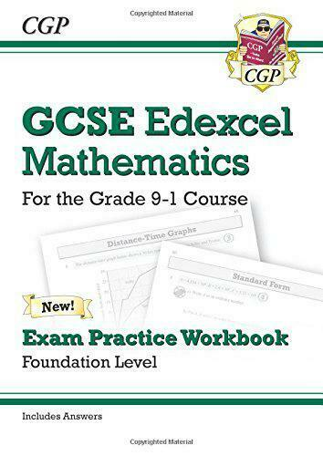 Neuf Gcse Maths Edexcel Exam Pratique Workbook: Teint - Pour The Grade 9-1 Co