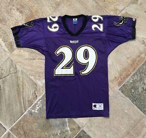 Details about Vintage Baltimore Ravens Eric Turner Champion Football Jersey, Size 40, Medium