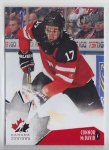 2015-16-UD-CANADA-JUNIORS-CONNOR-MCDAVID-98-Upper-Deck-Canada-Oilers