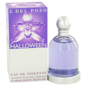 Detalles de J Del Pozo Halloween Perfume 3.4oz Eau de Toilette manufacturer's precio sugerido $80 Nuevo En Caja ver título original