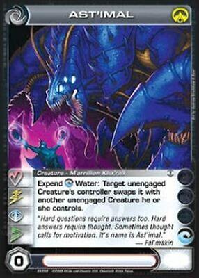 1x  Chaotic Card RARE UNUSED CODE Foil Nimmei Random Stats