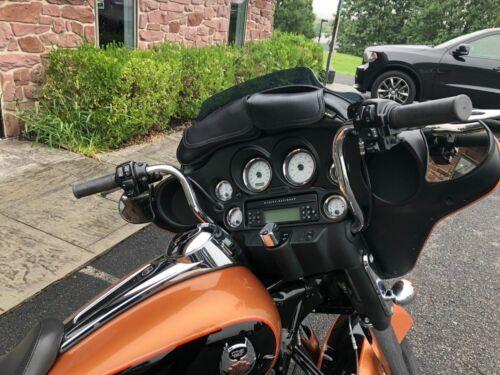 """Khrome Werks Chrome 1/"""" Knurled 10/"""" Ape Hanger Handlebars Harley Touring 96-2020"""