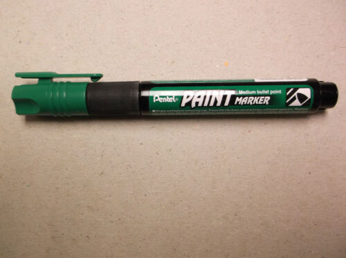 Medium Tip for Metal Chalk Glass Stone Pentel Permanent Opaque Paint Marker Pen