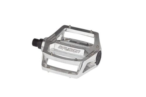 Haro Fusion Bicycle Pedals 9//16 BMX MTB 3 pc Cranks FREE SHIPPING
