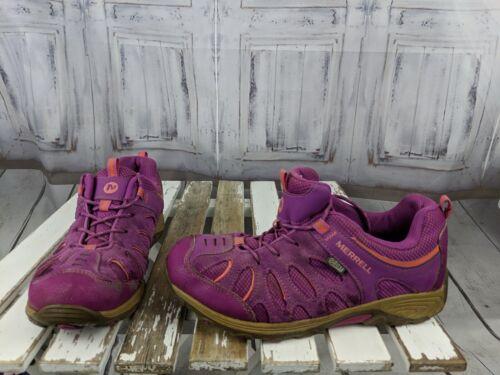 Merrell Bottes De Randonnée Chaussures Boots Pink Chameleon dentelle 6.5 M