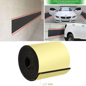 Car Auto Garage Protective Adhesive Wall Guard Sticker Bump Safety Accessories