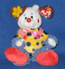 item 3 TY JUGGLES theh CLOWN BEANIE BABY - MINT with MINT TAGS -TY JUGGLES  theh CLOWN BEANIE BABY - MINT with MINT TAGS 7ee978fab5c7