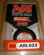 PAIR fork seals 50mm X 62mm X 9.5-11.5mm  ARI-125 2004-2007 KAYABA-50 forks
