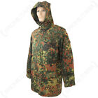 Original German Army Issue FLECKTARN CAMO PARKA - All Sizes Camouflage Jacket