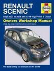 Renault Scenic Service and Repair Manual (2015, Taschenbuch)