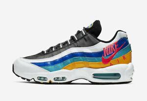 Nike-Air-Max-95-SE-Mens-Running-Shoes-Windbreaker-AJ2018-123-Size-7-7-5-NWT