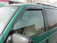 Tape-On Wind Deflectors for 1985 - 2005 Chevrolet Astro Van