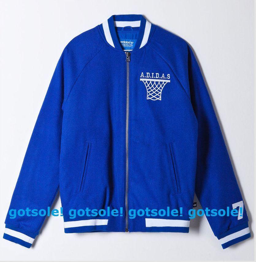 Varsity Adidas Homme Originals Veste 'street Bomber Chili Rrp S L M wxFtWxn1