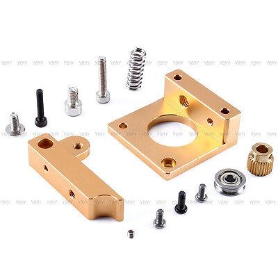 Fine 3D Printer MK8 Extruder dedicated Aluminum Frame Block DIY Kit Reprapi3