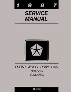 1987-Shadow-Sundance-Shop-Service-Repair-Manual