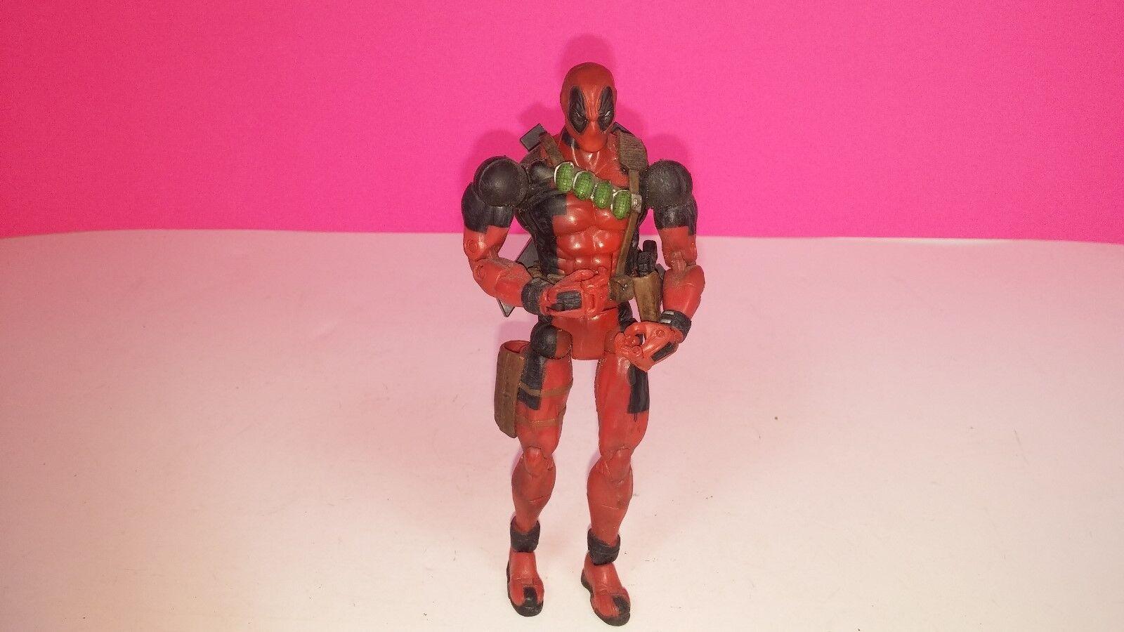 Toybiz marvel - legenden für deadpool serie vi 6 actionfigur 2004