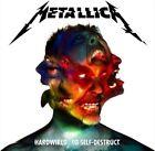 Hardwired...To Self-Destruct [LP] by Metallica (Vinyl, Nov-2016, 2 Discs, Blackened)