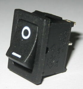 Jackson-Electronics-JS-606-Miniature-Rocker-Switch-SPST-125V-10A-250V-6A