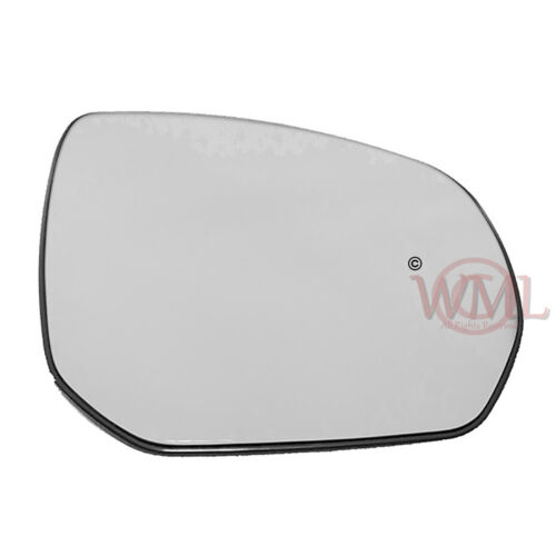 PEUGEOT 3008 2009-/>2016 DOOR//WING MIRROR GLASS SILVER,HEATED /&BASE,RIGHT SIDE