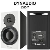 Dynaudio Lyd-7 Active 200w Total 7 Bi-amp Dsp Nearfield Studio Monitors