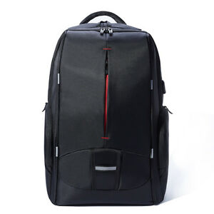 17.3 inch Laptop Backpack with USB Port Lightweight Travel ...