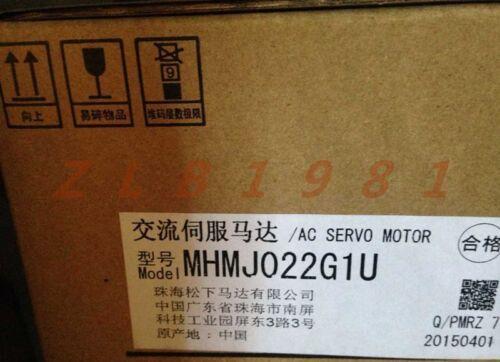 ONE NEW Panasonic Servo Motor MHMJ022G1U