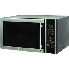 ft Stainless Steel Digital Microwave Magic Chef 1.1 cu