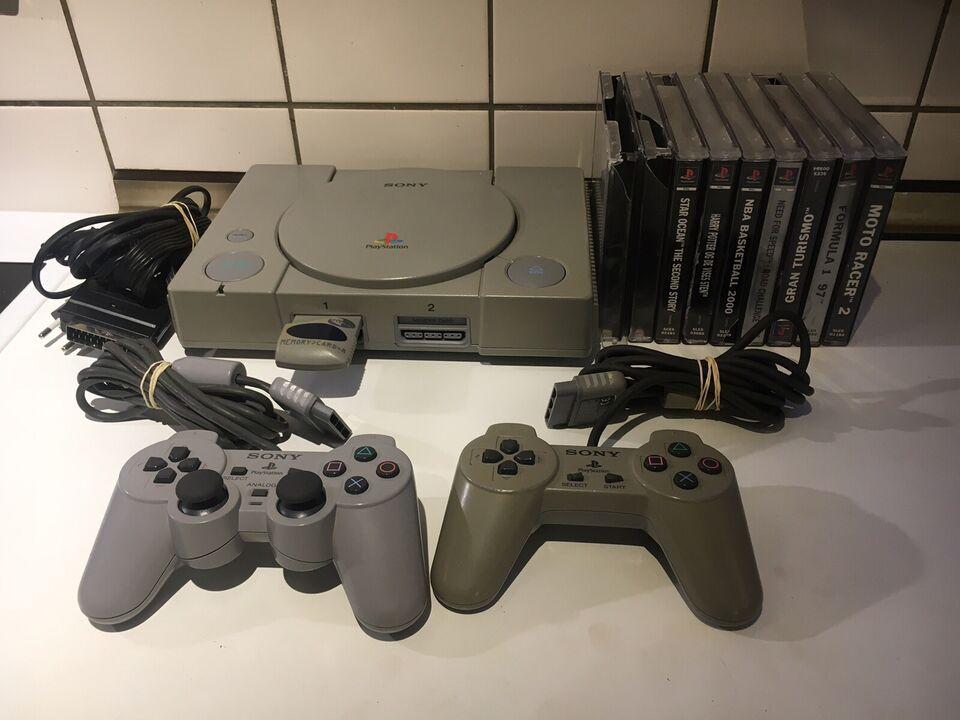 Playstation 1, God