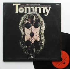 "Vinyle 33T The Who (feat Eric Clapton, Elton John, Tina Turner, etc...)  ""Tommy"""