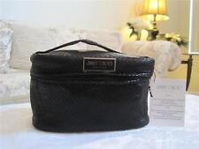 NWT Jimmy Choo Parfums Makeup Vanity Cosmetic Case Bag Box Organizer !