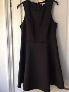 cbc37a2f3f Ladies Black Dress Size 14, New Look, Stretch Skater Party Dress | eBay