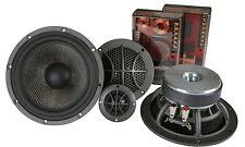 DLS GOTHIA 6.3 3-way Component 6.5inch Car Audio FREE SHIPPING