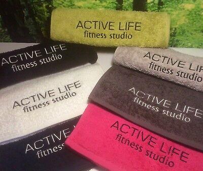Embroidered Towels For Gyms, Bana Kuru Gym/sweat/sports Towels, Company Logos Nachfrage üBer Dem Angebot