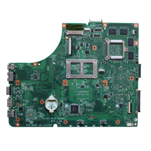 K53SV Motherboard For Asus A53S K53S X53S K53SM Laptop Mainboard GT540M 1GB